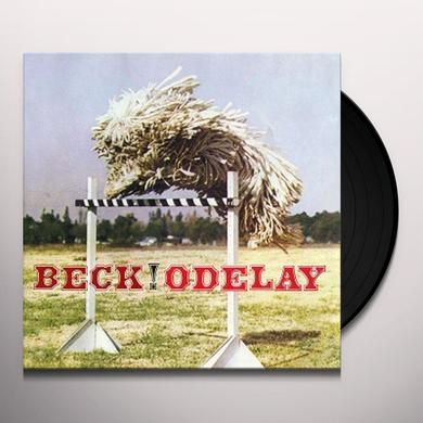 Beck ODELAY  (HK) Vinyl Record - 180 Gram Pressing
