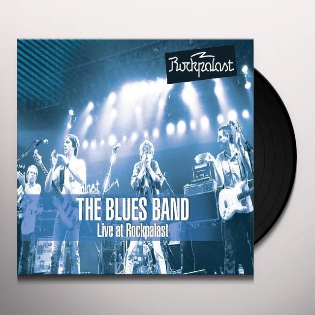 BLUES BAND LIVE AT ROCKPALAST 1980   (GER) Vinyl Record - Gatefold Sleeve, 180 Gram Pressing