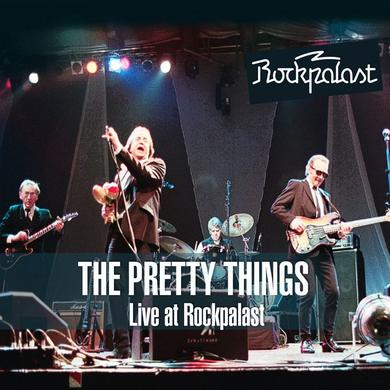 Pretty Things LIVE AT ROCKPALAST 1988 Vinyl Record