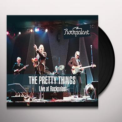 Pretty Things LIVE AT ROCKPALAST 1988   (GER) Vinyl Record - Gatefold Sleeve, 180 Gram Pressing