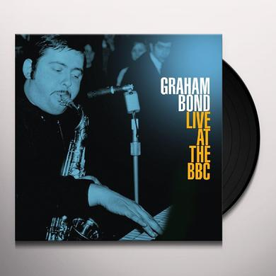 Graham Bond LIVE AT THE BBC Vinyl Record