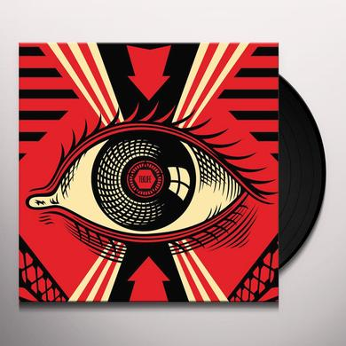 Dj Earl OPEN YOUR EYES Vinyl Record - UK Release