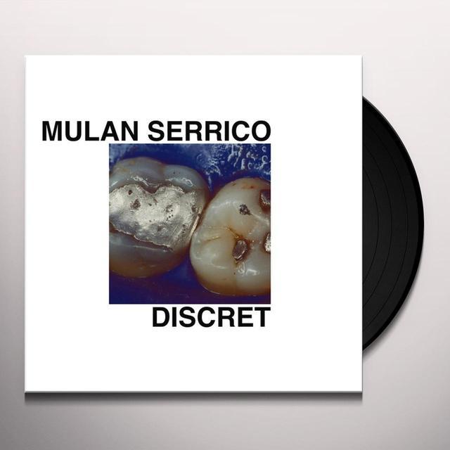 MULAN SERRICO DISCRET Vinyl Record - UK Import