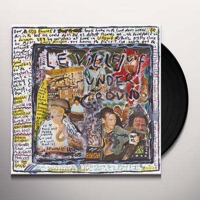 LE VILLEJUIF UNDERGROUND Vinyl Record - UK Release