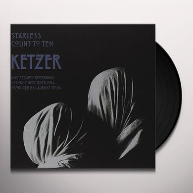 Ketzer STARLESS Vinyl Record - Holland Import