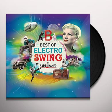 Bart & Baker BEST OF ELECTRO SWING Vinyl Record