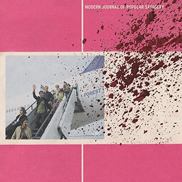 POREST MODERN JOURNAL OF POPULAR SAVAGERY Vinyl Record - UK Import