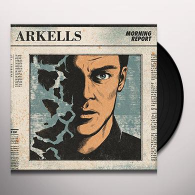 Arkells MORNING REPORT Vinyl Record - Canada Import