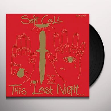 Soft Cell THIS LAST NIGHT IN SODOM Vinyl Record - UK Import