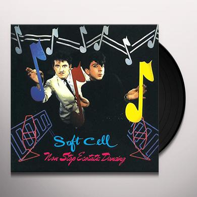 Soft Cell NON STOP ECSTATIC DANCING Vinyl Record