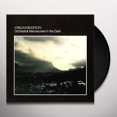OMD ( ORCHESTRAL MANOEUVRES IN THE DARK ) ORGANISATION Vinyl Record - UK Import