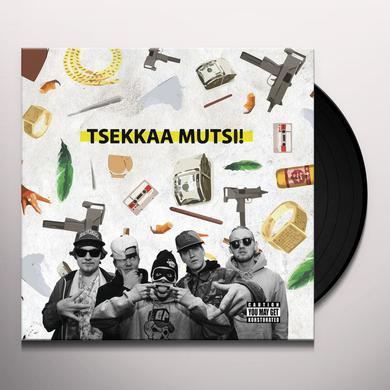 KORSTORAATIO TSEKKAA MUTSI! Vinyl Record