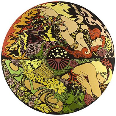 Blues Pills LADY IN GOLD: GOLD VINYL Vinyl Record
