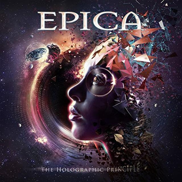 Epica HOLOGRAPHIC PRINCIPLE 2 Vinyl Record - Holland Import