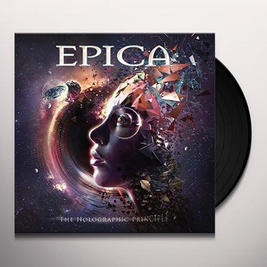 Epica HOLOGRAPHIC PRINCIPLE 2 Vinyl Record - Holland Import
