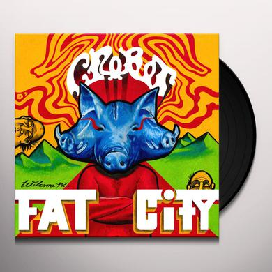 Crobot WELCOME TO FAT CITY Vinyl Record