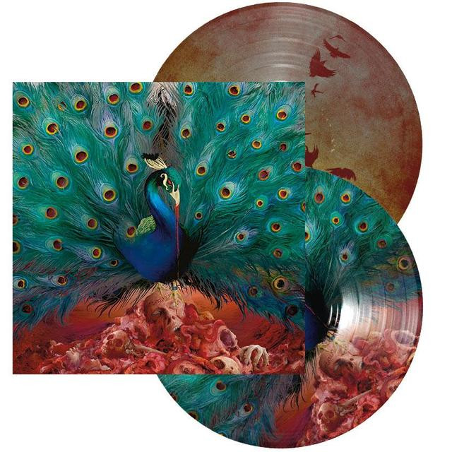 Opeth SORCERESS (PICTURE VINYL) Vinyl Record - Colored Vinyl, Gatefold Sleeve, Picture Disc