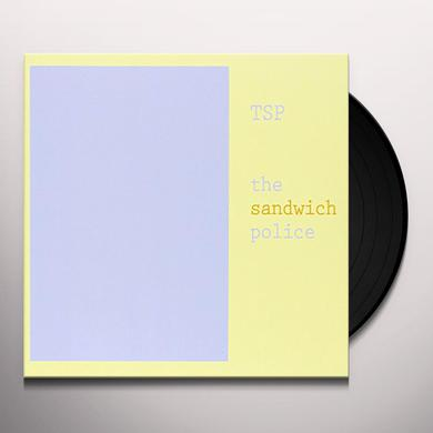 SANDWICH POLICE LOVE YOURSELF Vinyl Record