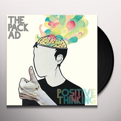 PACK A D POSITIVE THINKING Vinyl Record - Canada Import