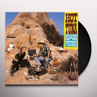 Hot Tuna PAIR A DICE FOUND Vinyl Record - Holland Import