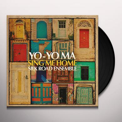 Yo-Yo Ma / Silk Road Ensemble SING ME HOME Vinyl Record