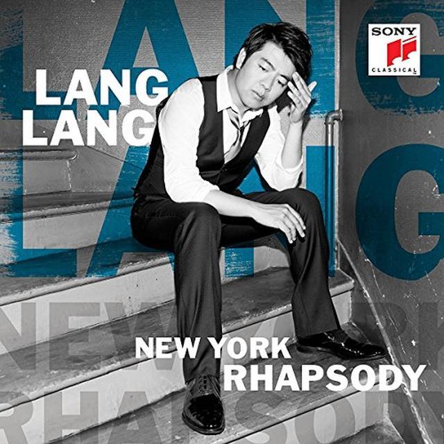 Lang Lang NEW YORK RHAPSODY Vinyl Record - Holland Import