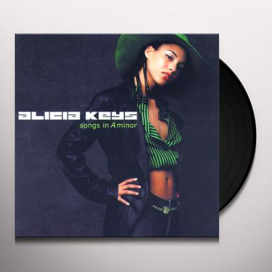 Alicia Keys SONGS IN A MINOR Vinyl Record
