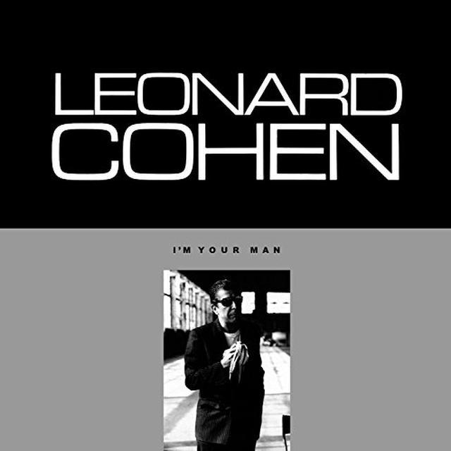 Leonard Cohen I'M YOUR MAN Vinyl Record - Holland Import