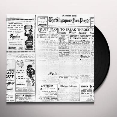 L/F/D/M OFFAL & SELLOTAPE Vinyl Record