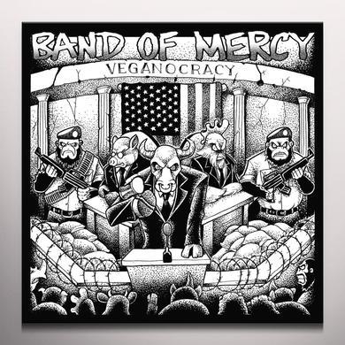 BAND OF MERCY VEGANOCRACY Vinyl Record - Black Vinyl, Green Vinyl, Digital Download Included