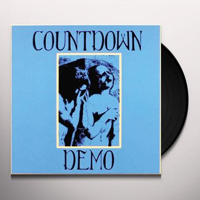 Countdown DEMO Vinyl Record - Digital Download Included