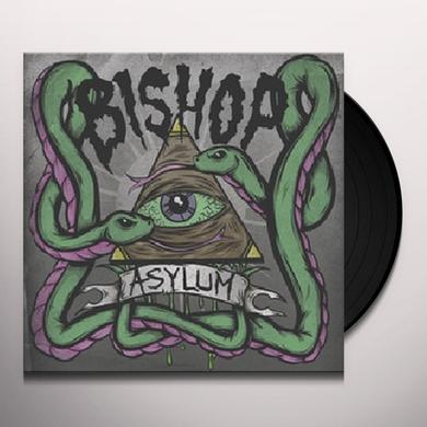 Bishop ASYLUM Vinyl Record