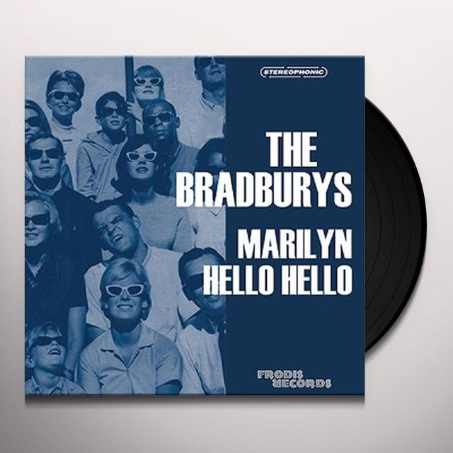 BRADBURYS MARILYN Vinyl Record - Black Vinyl, Limited Edition, Digital Download Included