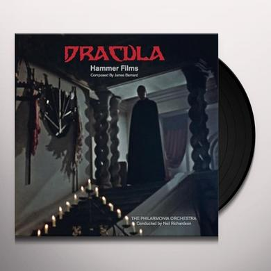 James Bernard MUSIC FROM DRACULA HAMMER FILMS Vinyl Record