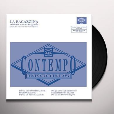 Nico Fidenco LA RAGAZZINA / O.S.T. Vinyl Record