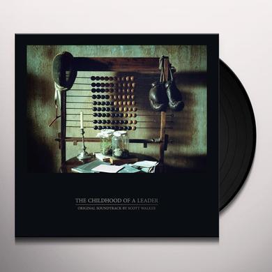 Scott Walker CHILDHOOD OF A LEADER - O.S.T. Vinyl Record