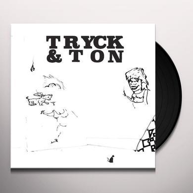 TRYCK & TON TRYCK00 Vinyl Record