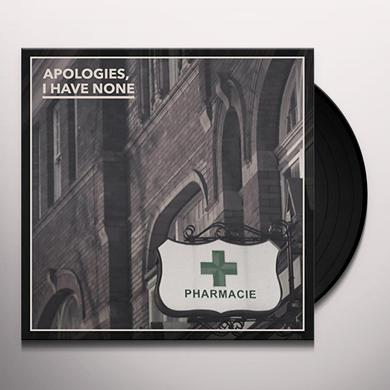Apologies I Have None PHARMACIE Vinyl Record