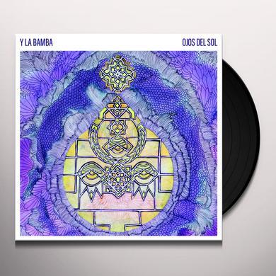Y La Bamba OJOS DEL SOL Vinyl Record