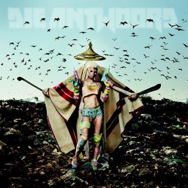 Die Antwoord MOUNT NINJI & DA NICE TIME KID Vinyl Record - Gatefold Sleeve, Digital Download Included
