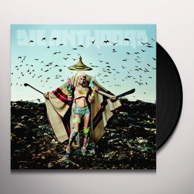 Die Antwoord MOUNT NINJI & DA NICE TIME KID Vinyl Record - Gatefold Sleeve, Digital Download Included