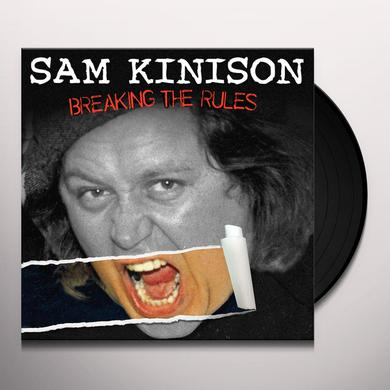 Sam Kinison BREAKING THE RULES Vinyl Record