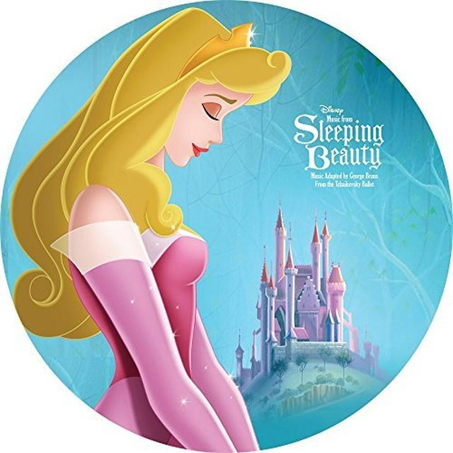 MUSIC FROM SLEEPING BEAUTY / O.S.T. (LTD) (PICT) MUSIC FROM SLEEPING BEAUTY / O.S.T. Vinyl Record - Limited Edition, Picture Disc