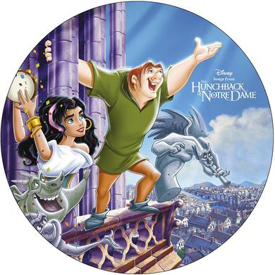 SONGS FROM THE HUNCHBACK OF NOTRE DAME / O.S.T. Vinyl Record