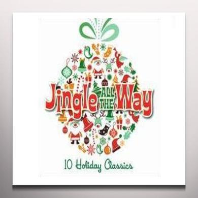 JINGLE ALL THE WAY / VARIOUS (COLV) JINGLE ALL THE WAY / VARIOUS Vinyl Record