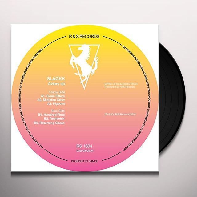 Slackk AVIARY Vinyl Record