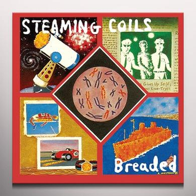 STEAMING COILS BREADED    (WSV) Vinyl Record - Colored Vinyl, Limited Edition, 180 Gram Pressing