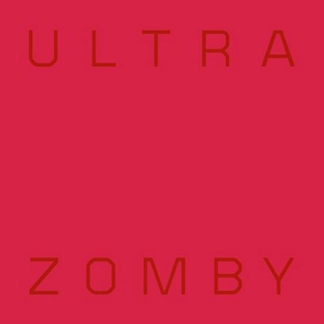 Zomby ULTRA Vinyl Record
