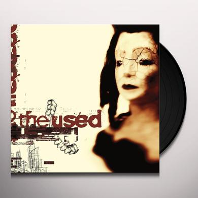 THE USED Vinyl Record - Black Vinyl, Gatefold Sleeve, Digital Download Included
