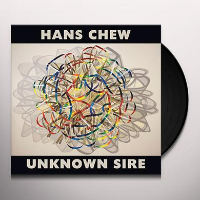 Hans Chew UNKNOWN SIRE Vinyl Record